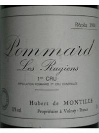 Pommard Rugiens 1988, AOC