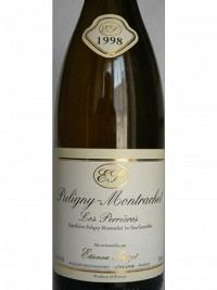 Puliegny-Montrachet Les Perrières 1998, AOC
