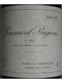 Pommard Rugiens 1983, AOC