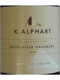 Neuburger Ried Hausberg 2019, Qual.